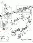 DEWALT 401678-04 šroubovací příruba na D28411, D28413