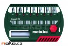METABO 628849 sada rázových bitů Impact 29, 8 dílů
