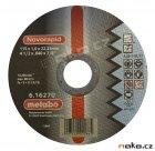 METABO 115x1mm NOVORAPID Inox řezný kotouč 616270000