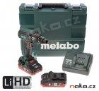 METABO SSW 18 LTX 400 BL aku rázový utahovák 2x3,1Ah LiHD 602205670