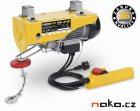 POWERPLUS POWX900 elektrický lanový naviják 200kg