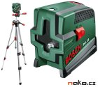 BOSCH PCL 20 SET křížový laser a stativ 0603008221
