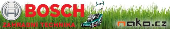 Sekačky a zahradní technika BOSCH