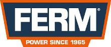 Logo značky FERM