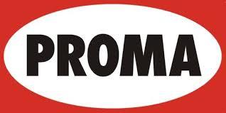 Logo značky PROMA