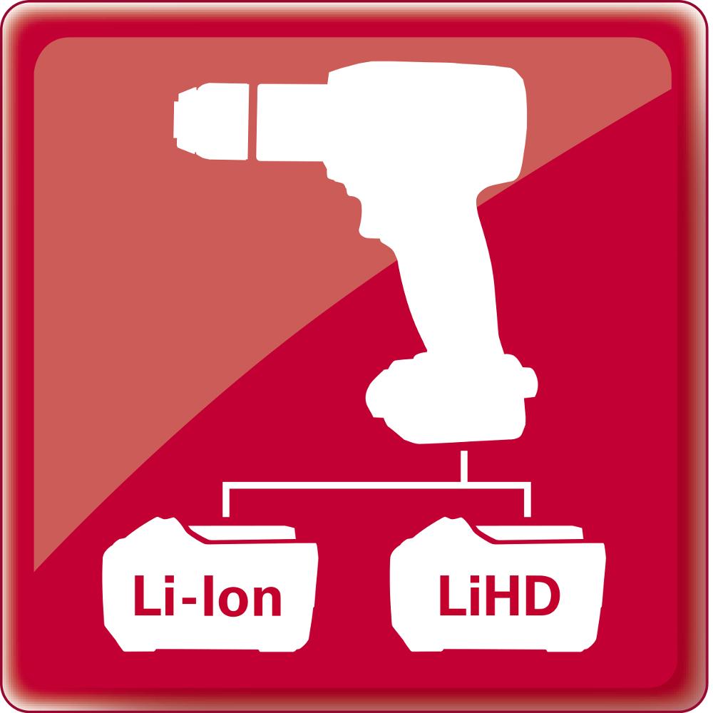 Kompatibilita Metabo LiHD akumulátorů