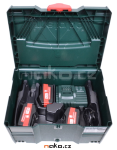 Metabo Basic-Set               3x5,2Ah + ASC30-36V