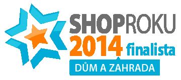 ShopRoku 2011 - Finalista - Dům a zahrada
