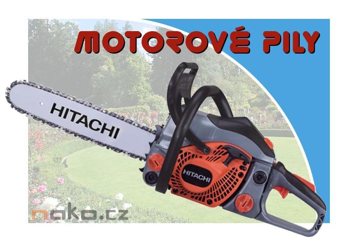 Motorové pily HECHT, Hitachi